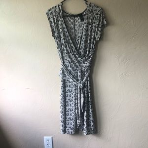 Axcess Wrap Dress